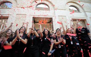 Cliente: H&M - Inaugurazione nuovo store Metropolitan Ancona